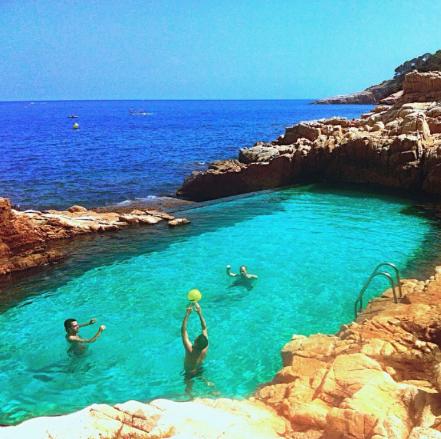 Cala Fornells Mallorca Spain Calas Mallorca Playas Hermosas Lugares De España