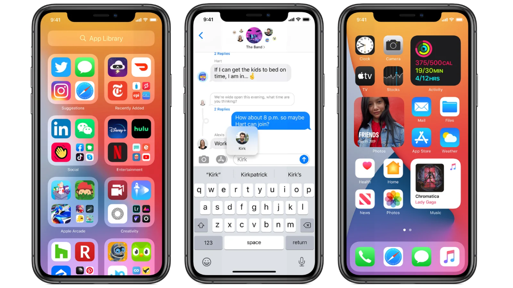 Here's What's New in iOS 14 in 2020 Hide apps, App