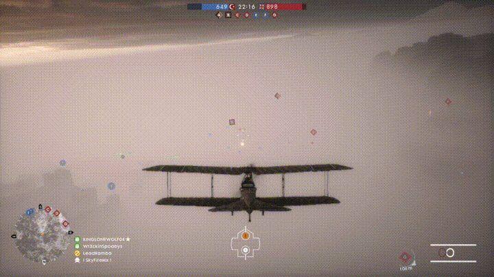 Bombing In Battlefield 1 Is So Satisfying