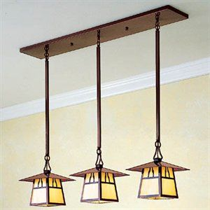 Craftsman pendant lights for kitchen counter craftsman style craftsman pendant lights for kitchen counter mozeypictures Image collections