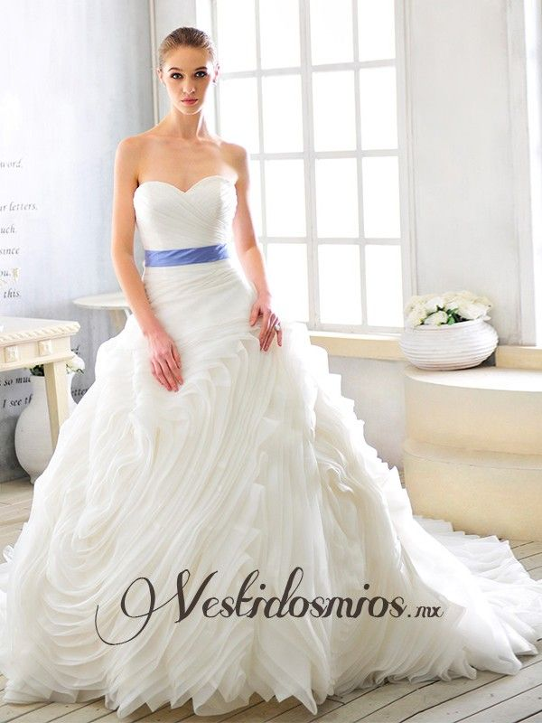 moderno y lujoso princesa vestidos de novia