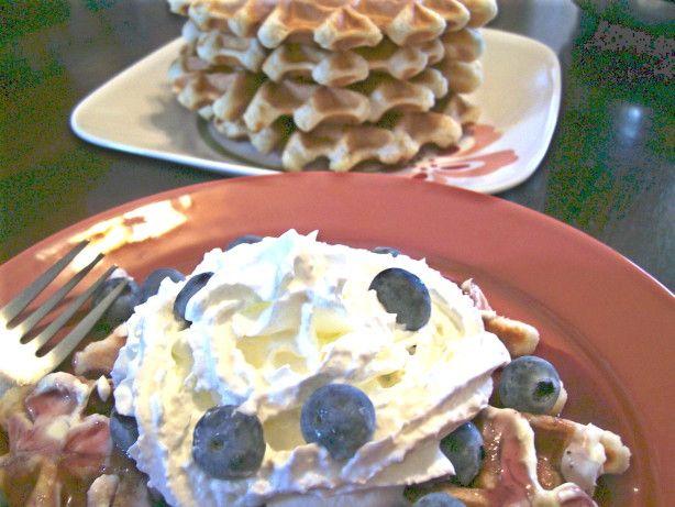 The Best Ever Waffles Recipe - Food.com