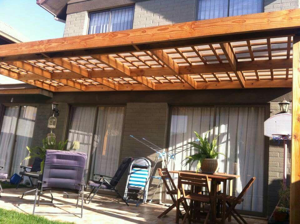 Pin by jose jimenez on cobertizos y terrazas de madera Pinterest - terrazas en madera