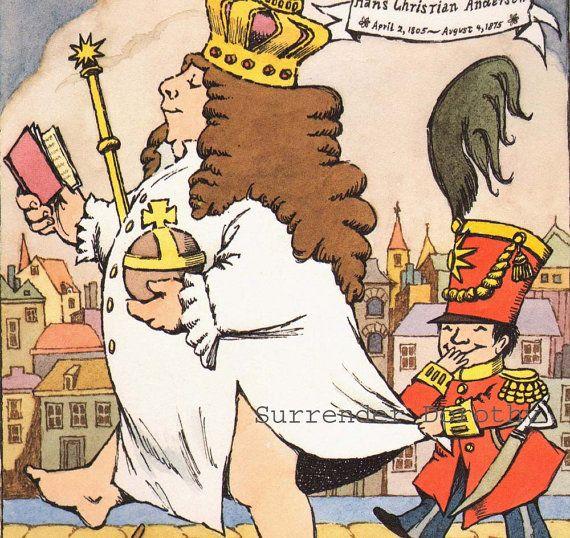 Emperor S New Clothes Maurice Sendak International Children S Book