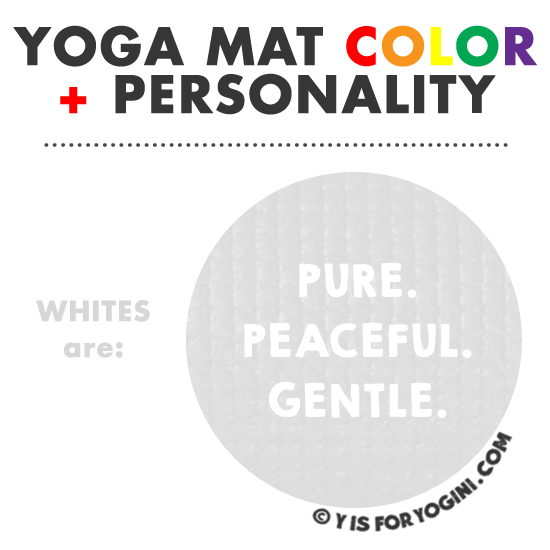 What Color Yoga Mat Is Best For You Personality Meaning Intention Y Is For Yogini In 2020 Yoga Mat Yoga Yoga Mats Best