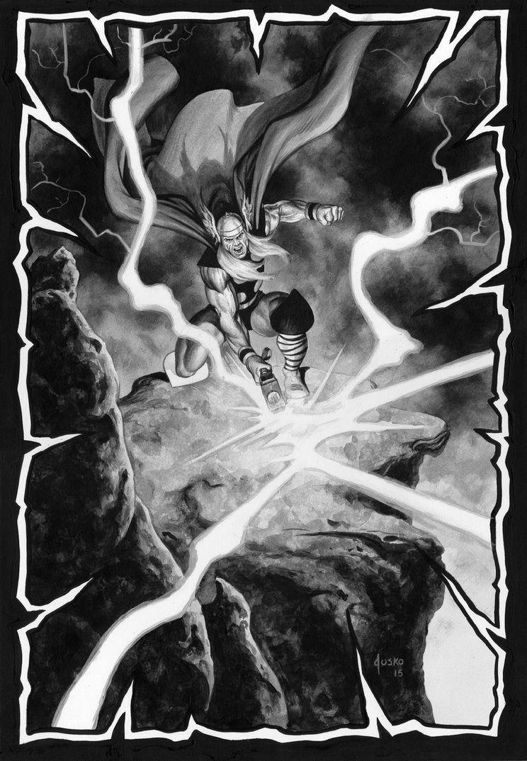 the hammer of thor 2015 joe jusko thor of asgard pinterest