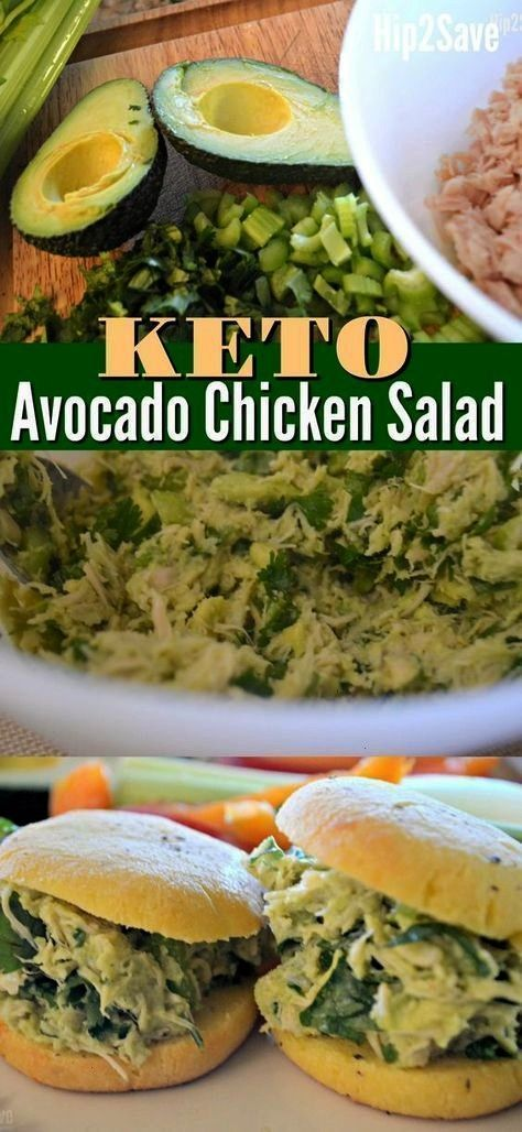 Low Carb Avocado Recipes: Keto Appropriate Recipes You Will Love - Wholesome ... -28 Low Carb Avoca