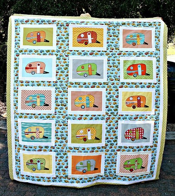 Elegant If You Dont Have Your Copy Of Volume 15 Of Quiltmakers 100 Blocks  Pattern For Newby Quilters Kids And Adults To Practice Sewing And Piecing Skills Debs Favorite Place To Quilt Is At The Picnic Table Alongside Her 5 Th Wheel RV