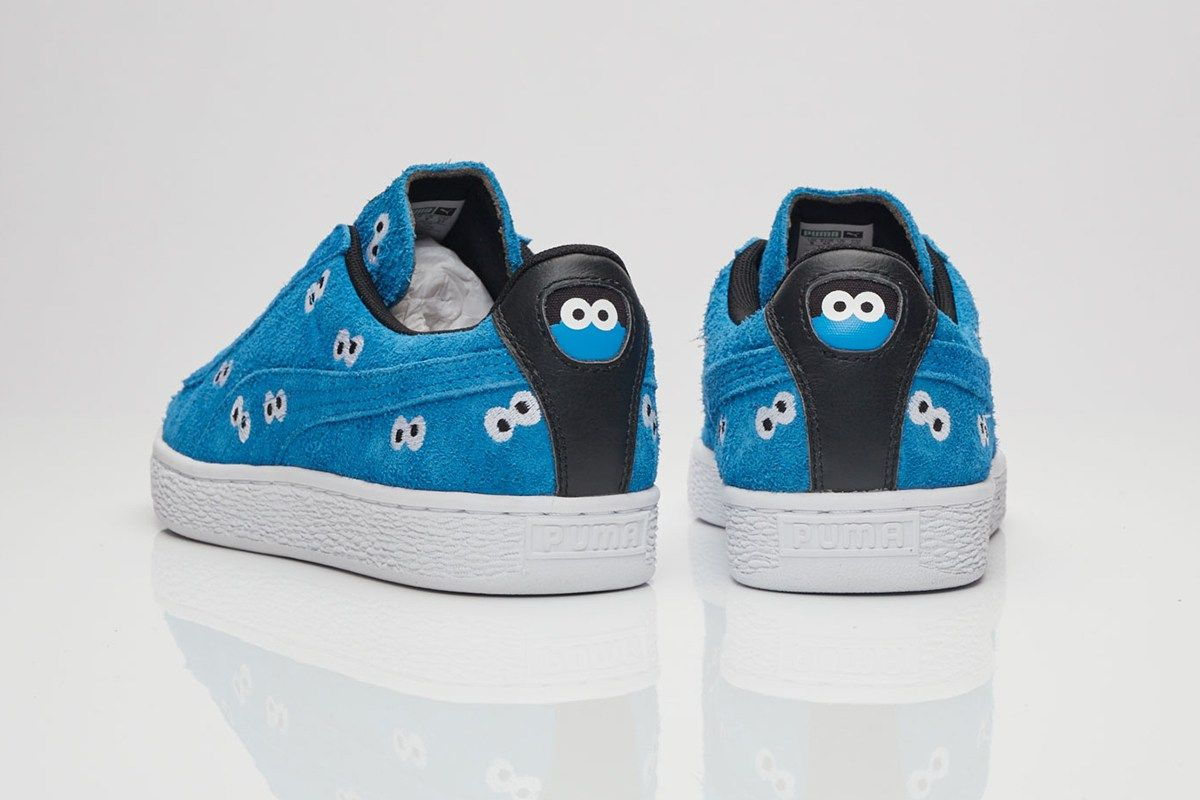 Your Favorite 'Sesame Street' Characters Find Home on a PUMA
