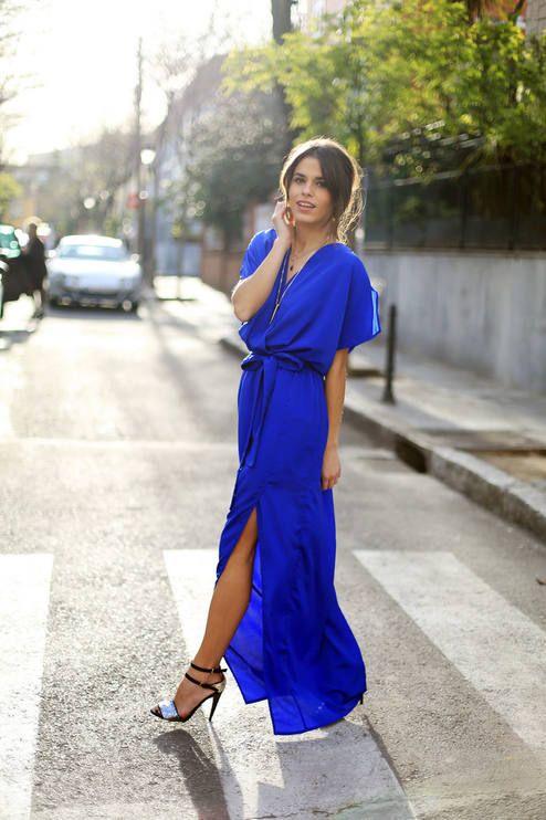284b39e748c Jessie Chanes looks-Virgos Lounge Royal Blue Maxi Dress