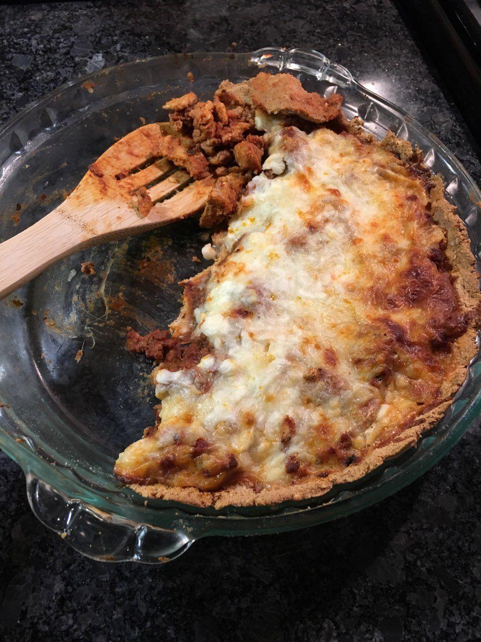 Keto meat pie in 2020 | Keto Keto recipes Ground lamb