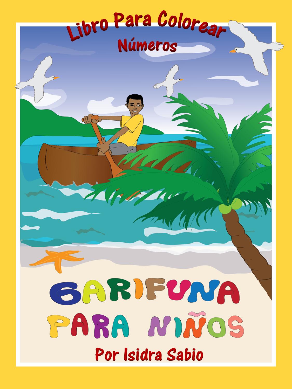 Libros Para Colorear Triligues Garifuna Espanol E Ingles