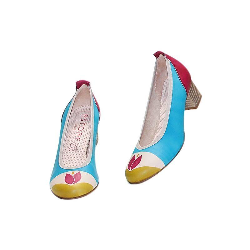 new product 48a35 a3000 Ballerina acquerello crema tulipano | Spring Summer ...