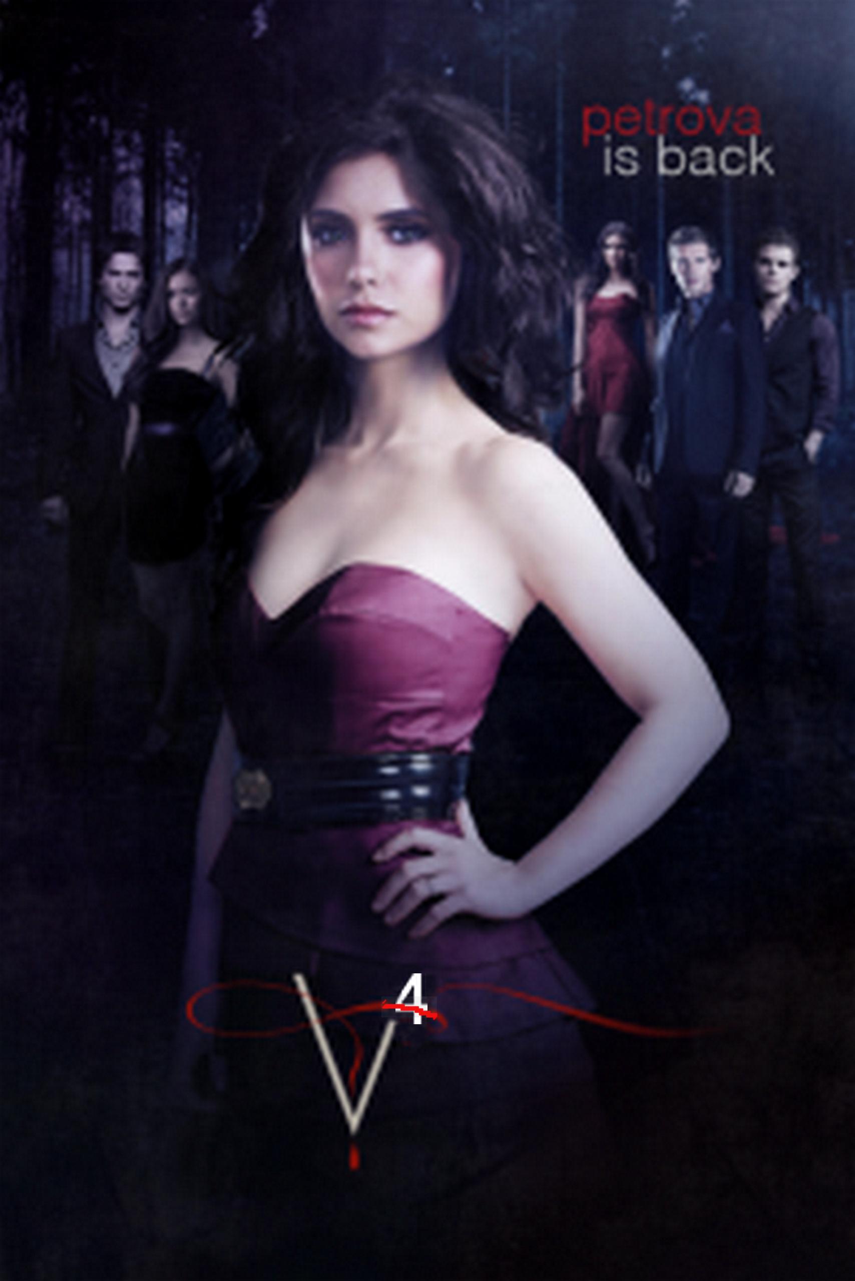 The vampire diaries season 4 poster | The Vampire Diaries | Vampire