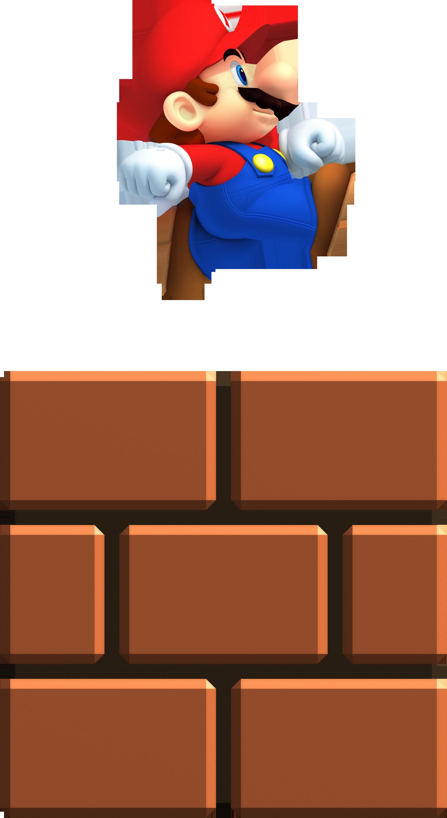 Mario Brick Block Template Pdf Super Mario Bros Party Mario Bros Party Super Mario Birthday