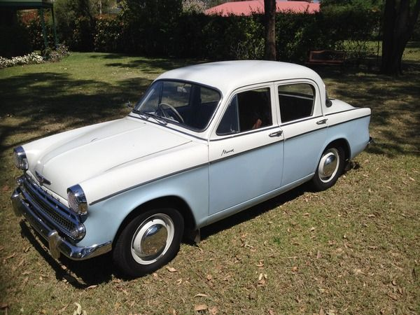 1959 Hillman Minx In North Richmond Nsw For Sale Justcars Com Au