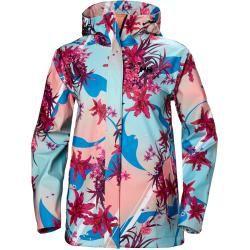 Photo of Helly Hansen Woherr Moss Rain Winter Jacket Pink S