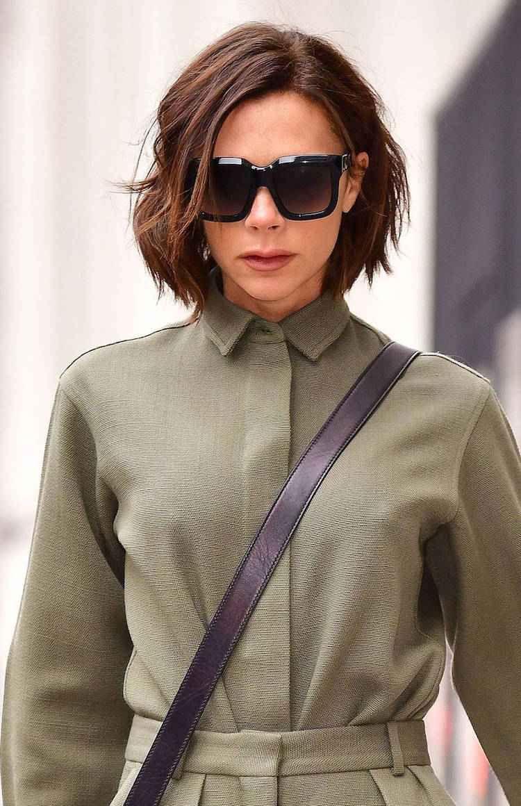 L'évolution de la coupe et coiffure à la Victoria Beckham au fil du temps | Cheveux beckham ...