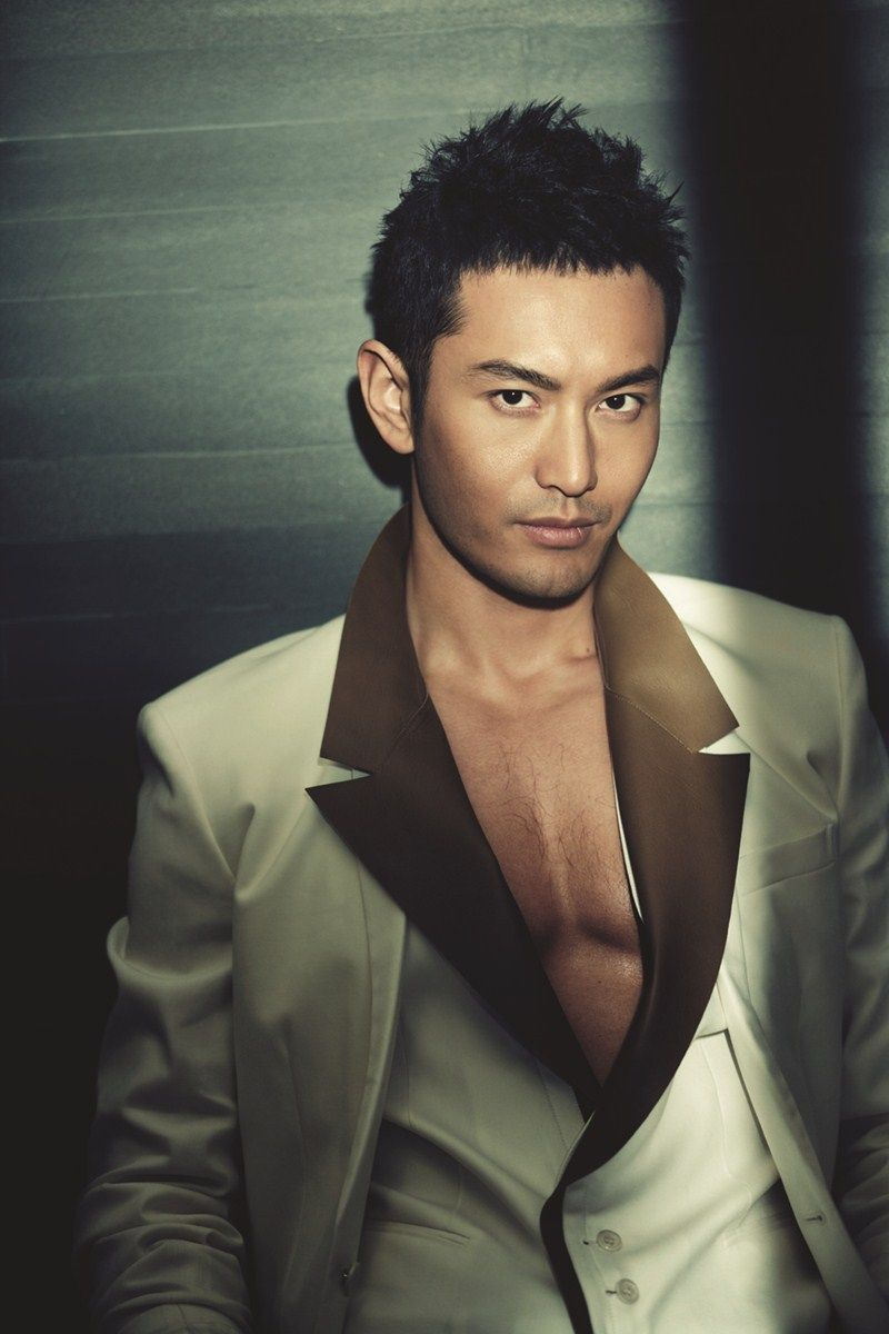 huang xiao ming | hairstyle | men, asian men, chinese boy