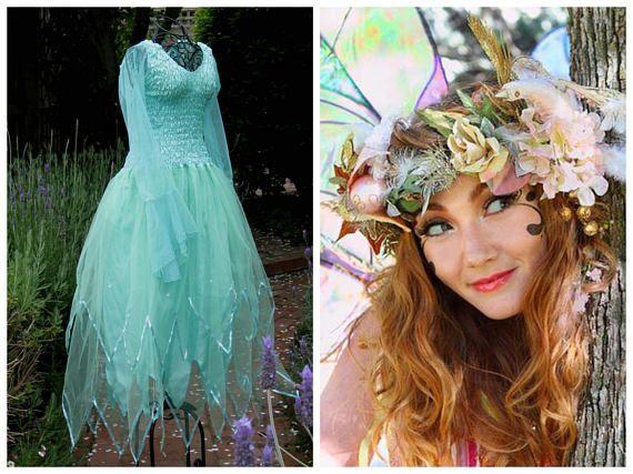4ed4b3f017c0 Adult Fairy Halloween Costume ~ Woman's Fairy Dress ~ Cosplay ~Theatre ~  Festival ~Theatre ~ Masquerade ~ Hens Night