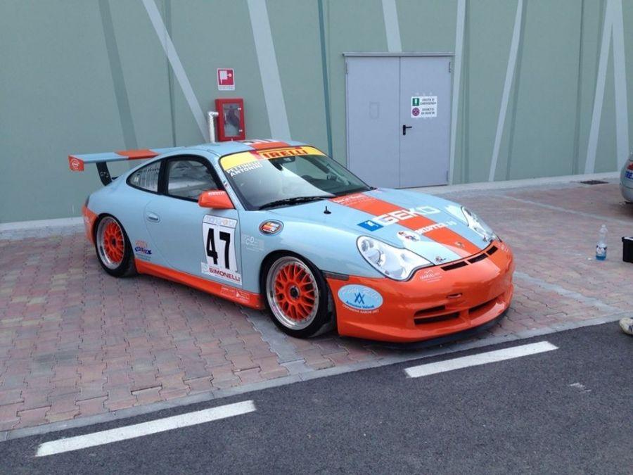 RaceCarAds - Race Cars For Sale » Porsche 996 GT3 CUP | porsche ...