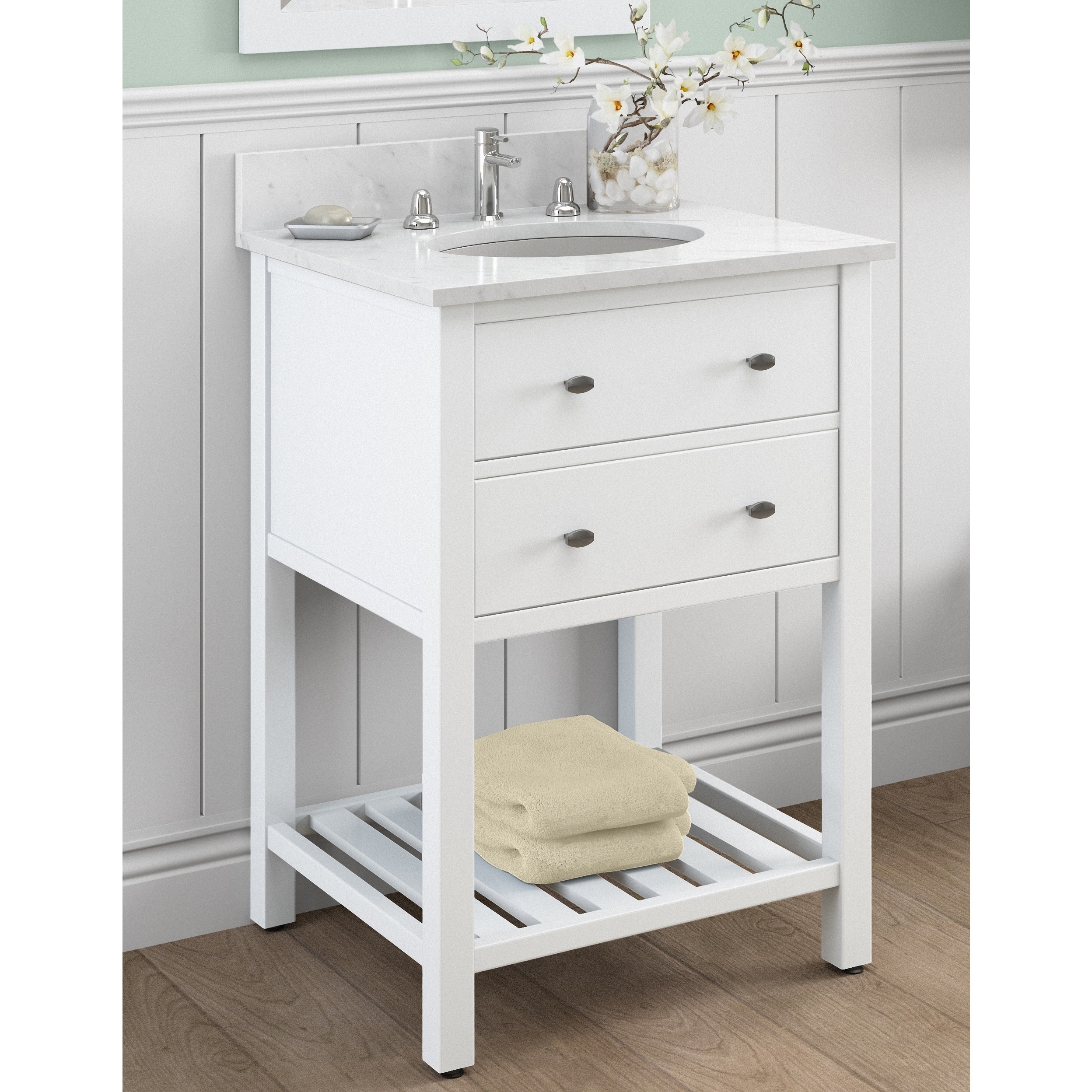 24 Inch Bathroom Vanity Without Sink Home Design