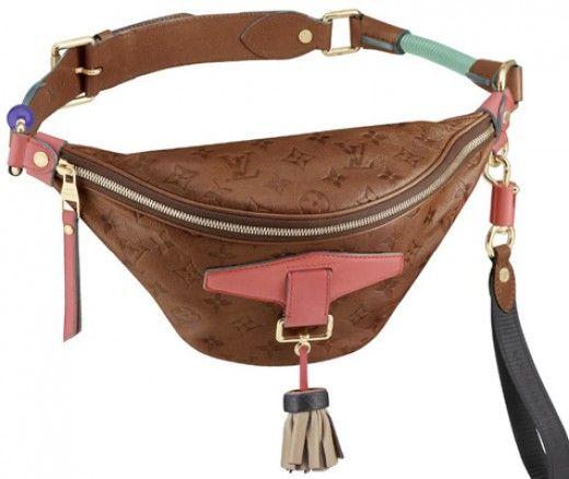 Designer Packs Waist Bags Fashion Revival