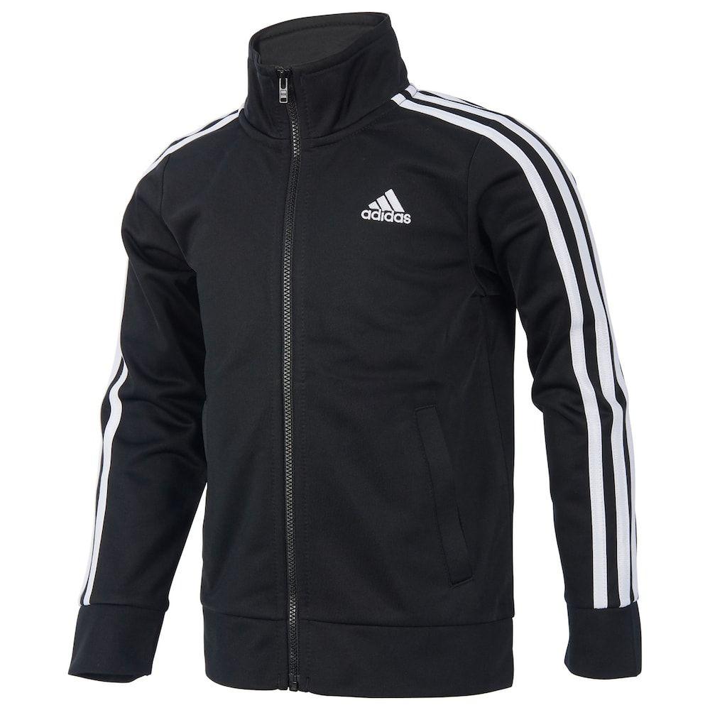 Boys 8 20 adidas Iconic Track Jacket | Jackets, Adidas
