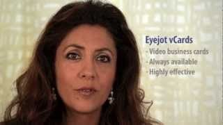 Get your video business card with eyejot vcards pinterest get your video business card with eyejot vcards reheart Choice Image