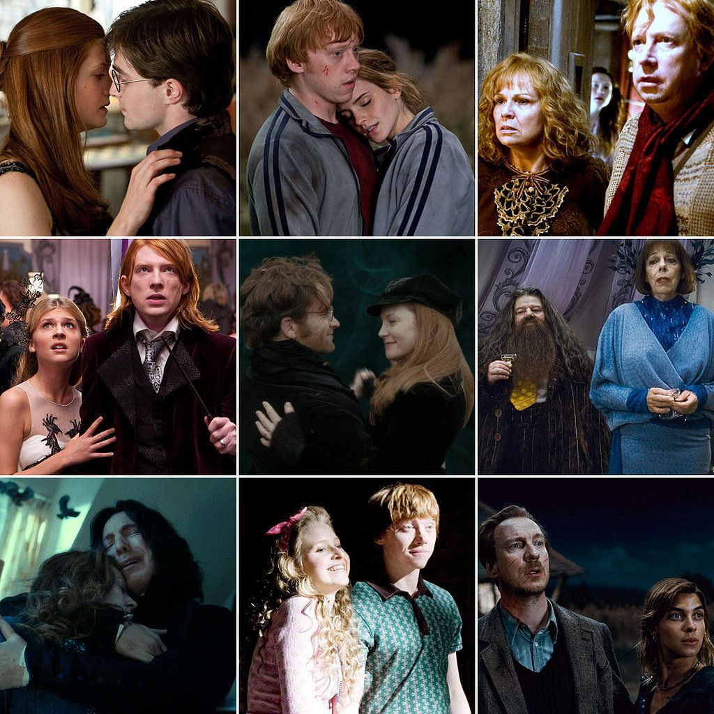 Which Harry Potter Couple Are You? Take our quiz to find out!