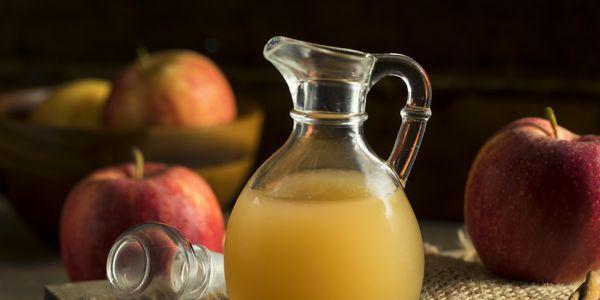 Apple Cider Vinegar Can Legit Give You Better Skin And Hair #applecidervinegarbenefits
