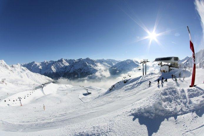 Sölden: in Tirolo si scia, si balla e si mangia