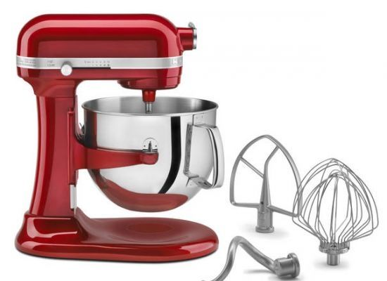 The 'Red Goddess': KitchenAid's 7-Quart Bowl-Lift Stand Mixer in Review