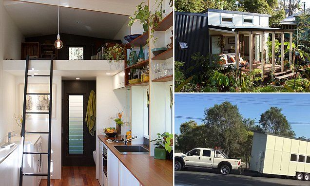Couples are ditching suburban abodes for chic tiny homes on