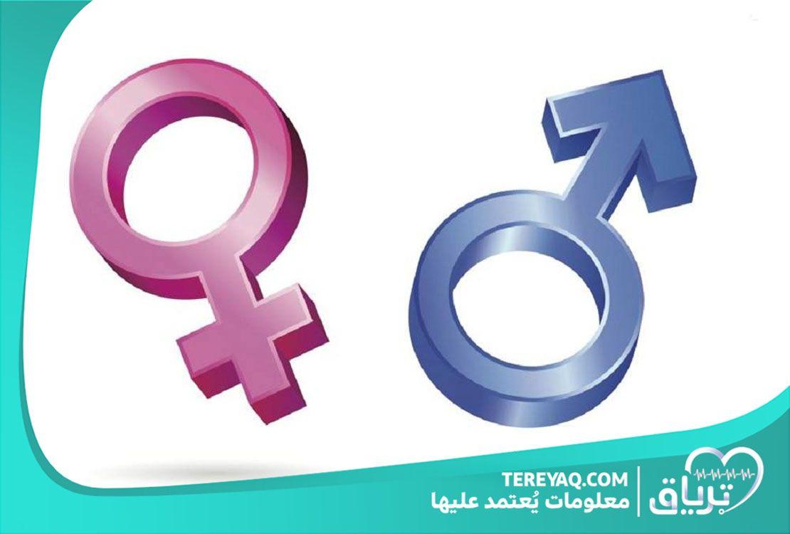 الفرق بين حركة الجنين الذكر والأنثى Symbols Letters
