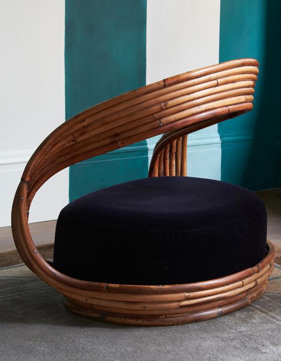 A Love Match in Paris Liaigre + Lopez Furniture design