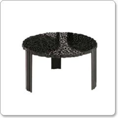Buy the beautiful T-Table by Patricia Arquiola for Kartell from Satelliet Browns