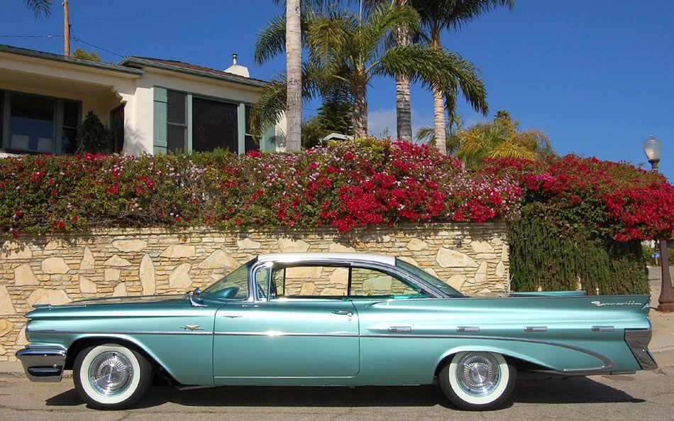 1959 Pontiac Bonneville - \'59 was the breakout year for Pontiac ...