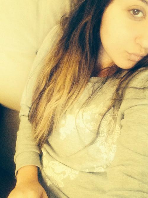 hair  selfie,  #girl