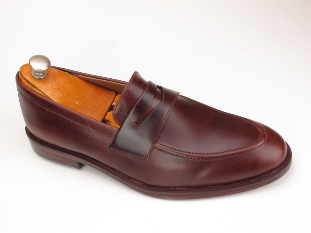6b23d11d161 New Bostonian McKewen Step Brown Leather Loafers 11.5 M  fashion  clothing   shoes  accessories  mensshoes  dressshoes (ebay link)