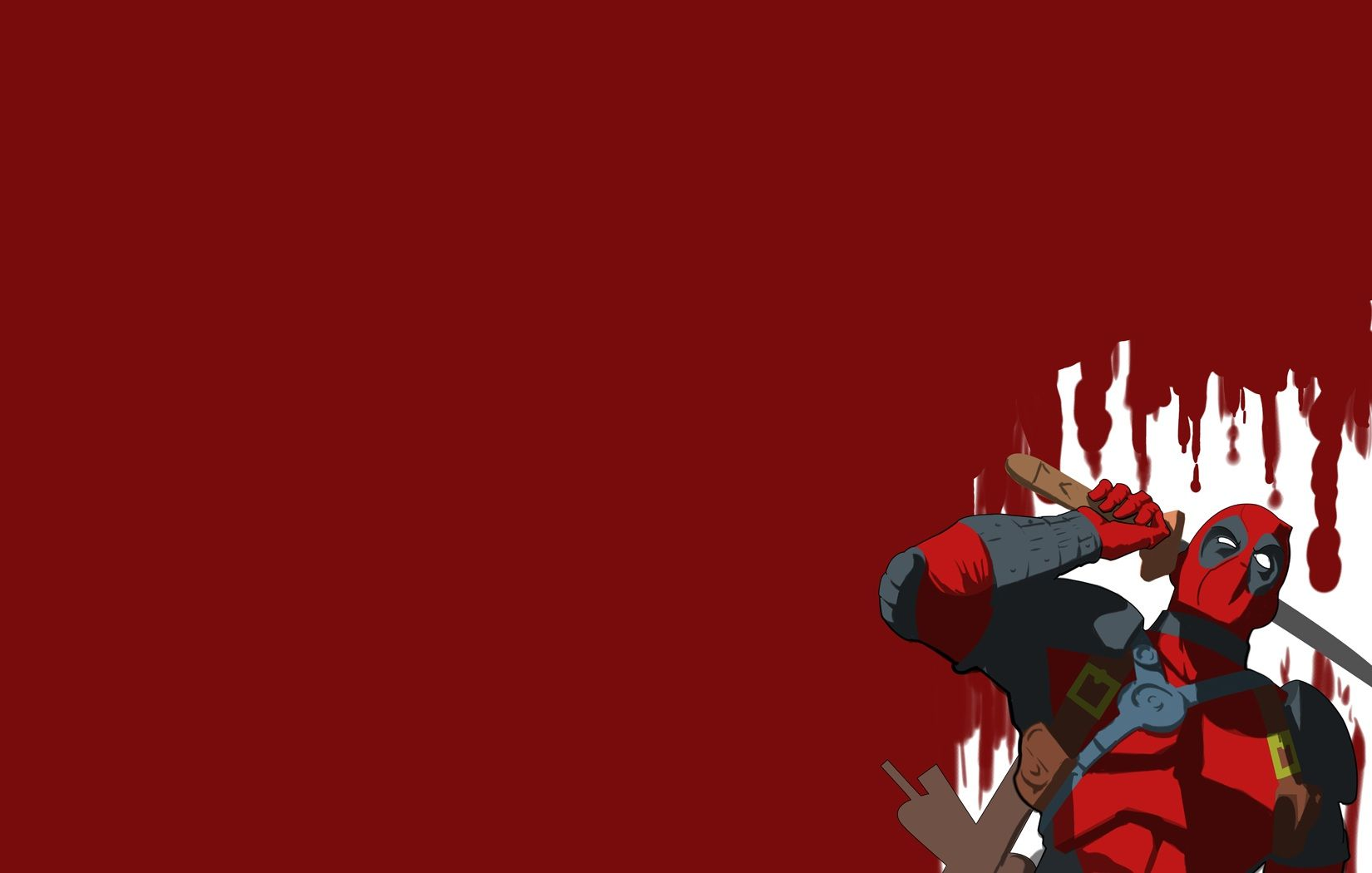 You Guys Want Some Deadpool Wallpapers Deadpool Pinterest