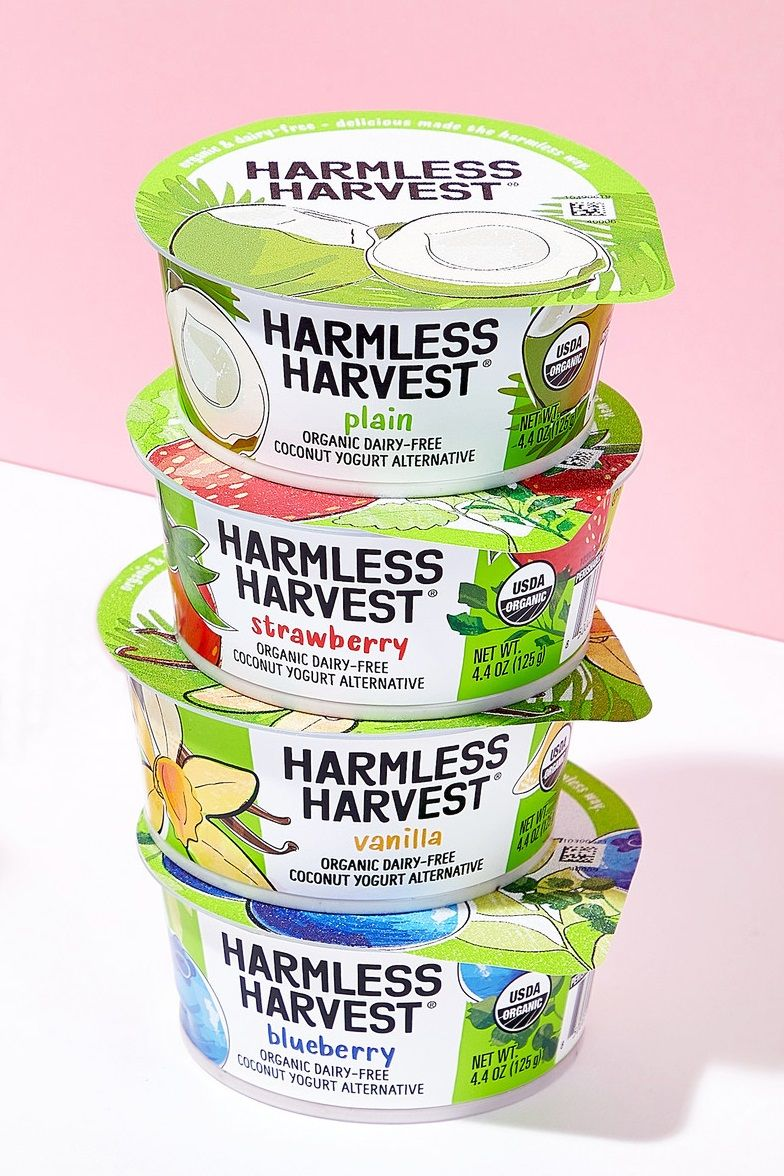 Harmless Harvest Dairy Free Yogurt Alternative Reviews
