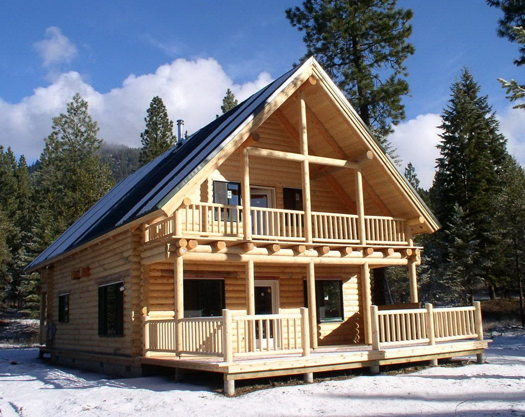 Superbe Log Cabin Double Wide Mobile Homes   Bing Images More