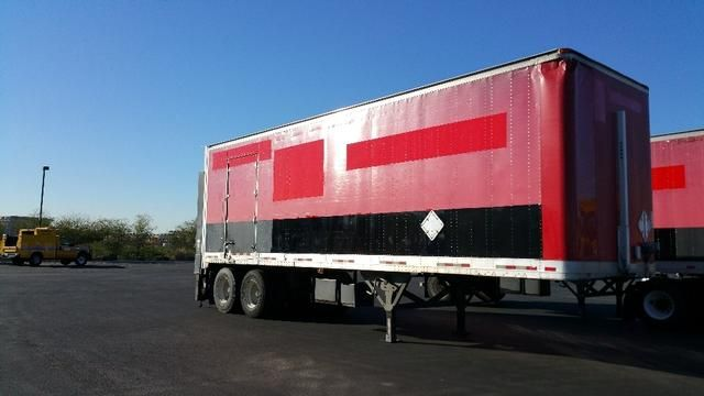 2004 Great Dane Alumvan Van Trailer In Phoenix Trailers For