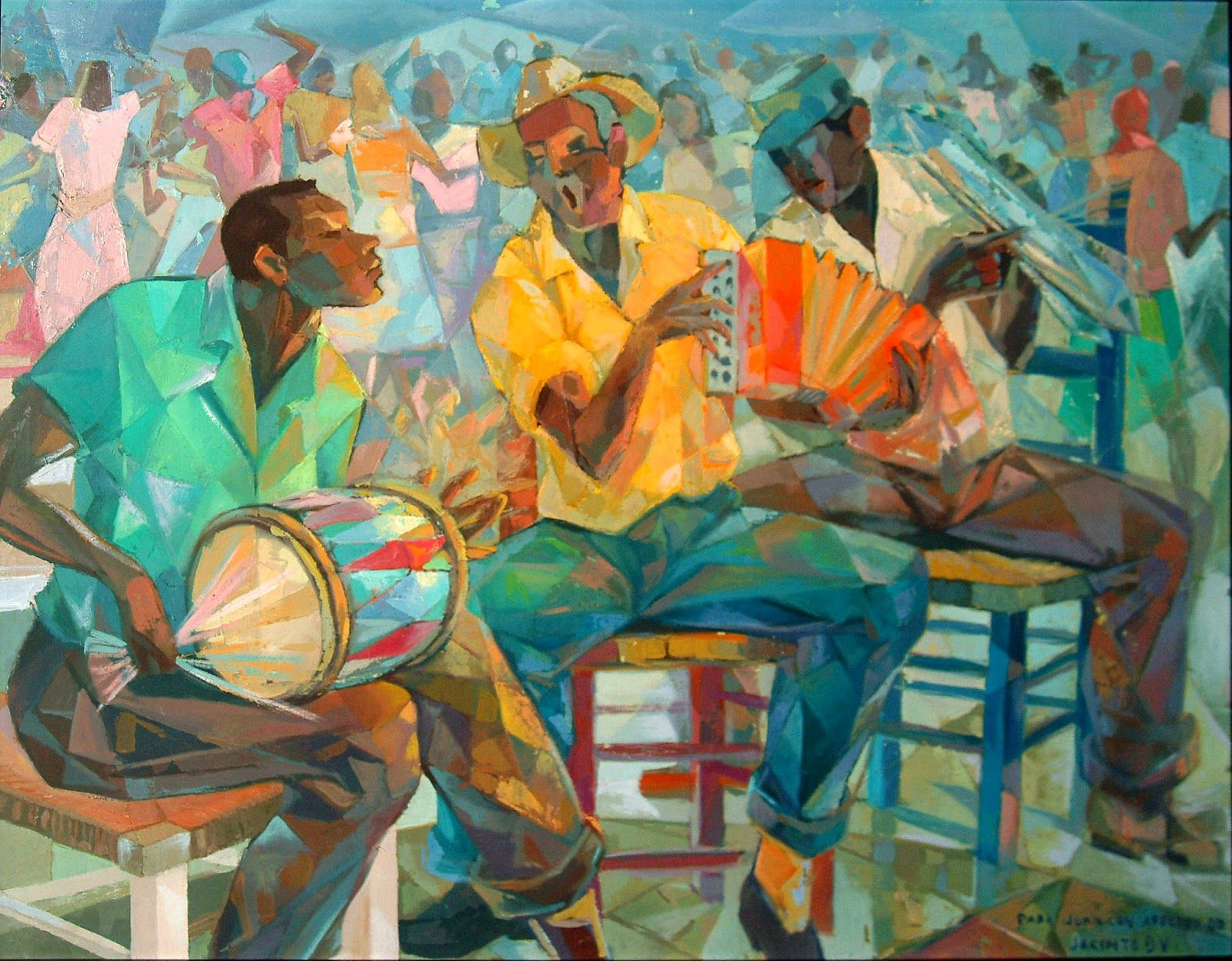 yoryi morel - Google Search   Dominican Painters   Pinterest