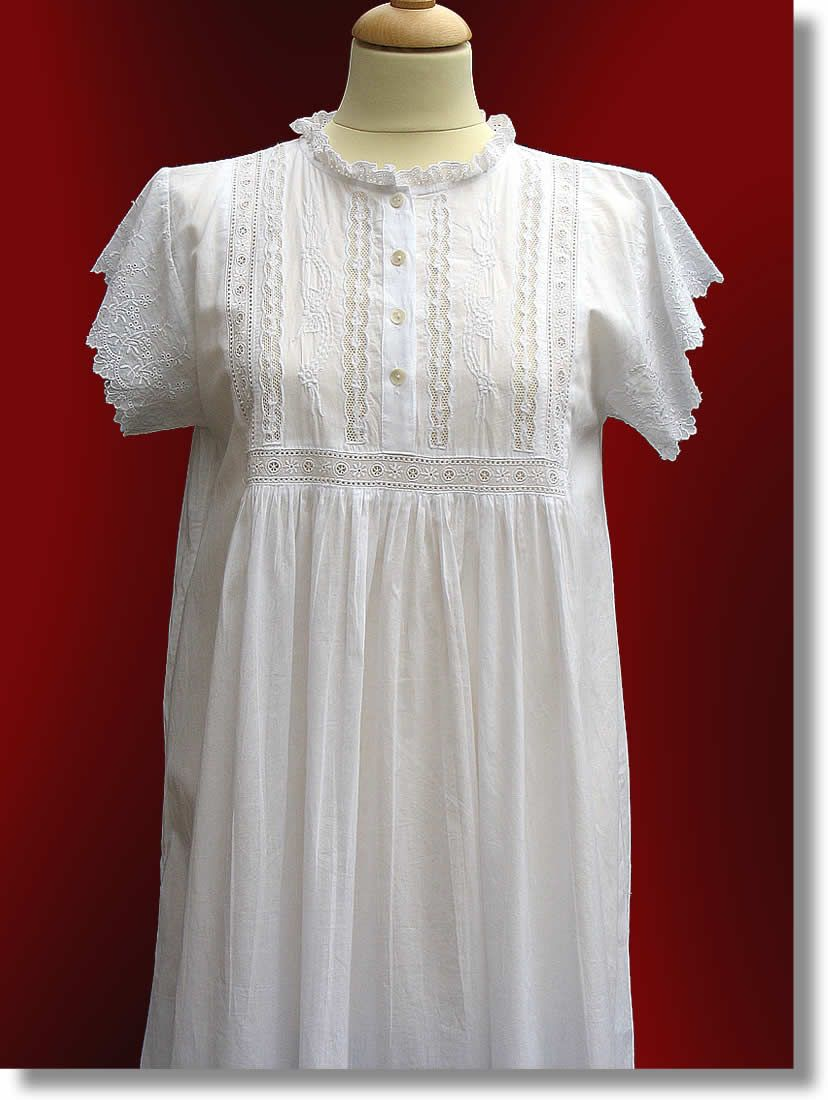 36c322cb79 victorian nightgown pattern - Google Search