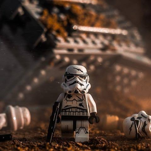 """The Warrior's Path"""" Congratulations to the LEGO HUB Photographer of ..."""