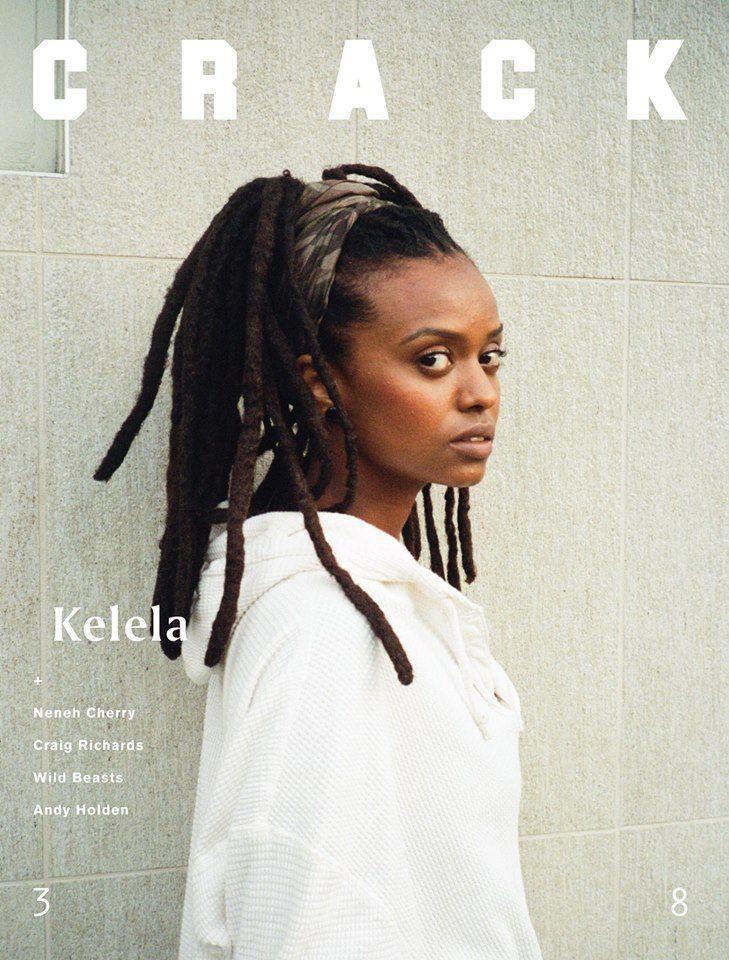 Kelela Ethiopian American Singer EthiopiaAbyssinia - Ethiopian hipster hairstyle