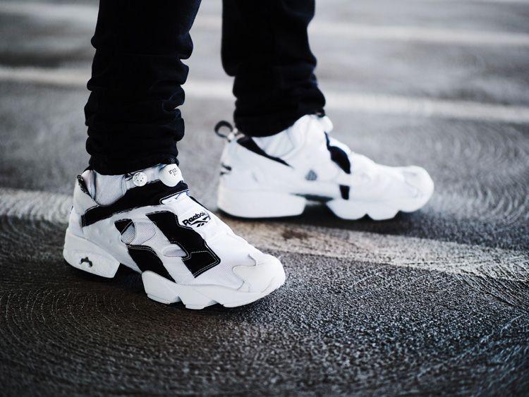 Men's sneakers Reebok Instapump Fury SB BD2369|Running Shoes