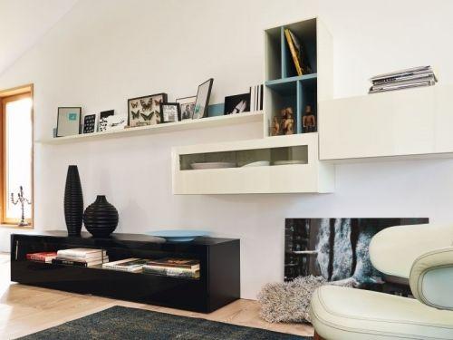 Now By Hulsta Living Room Combination Wohnzimmermobel Modern